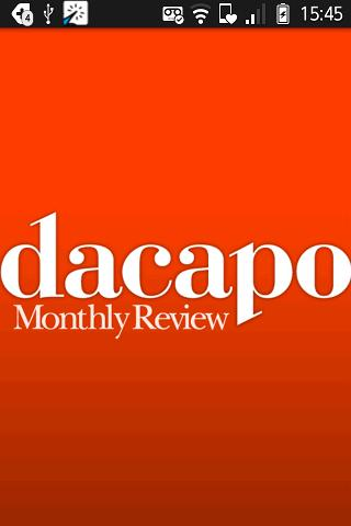 dacapo monthly review