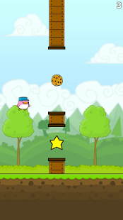 Cookie-Bird-in-Flappy-City 2