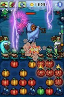 Screenshot of Pumpkins vs. Monsters