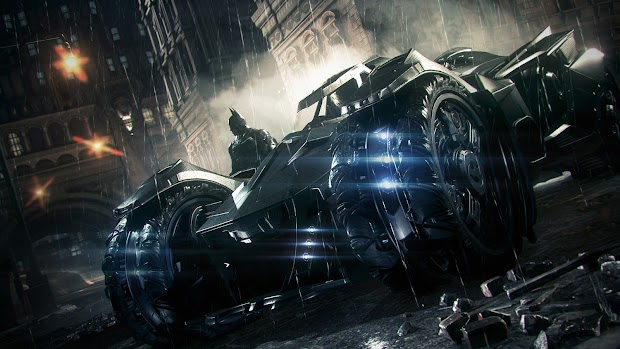 New screenshots reveal Batmobile and new villain for Batman: Arkham Knight