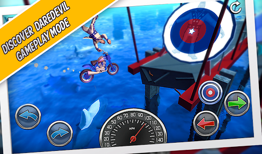 Daredevil Rider FULL - screenshot