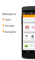 Screenshot of Tradus - Shop Groceries Online