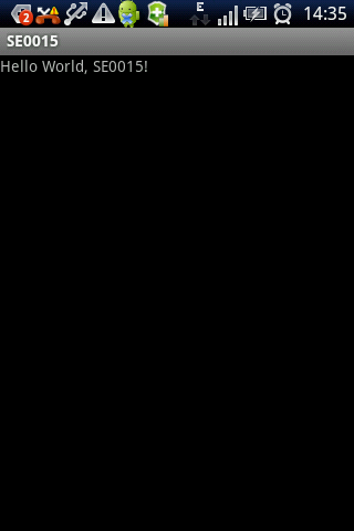 SE0015