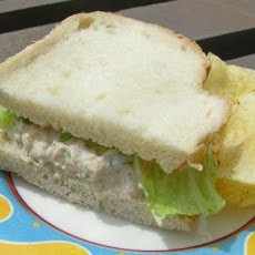 Tuna Salad Sandwiches