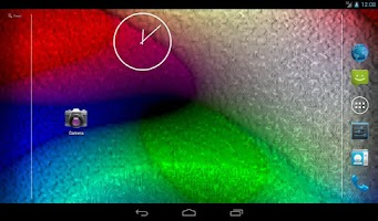 Screenshot of Magic Color Live Wallpaper