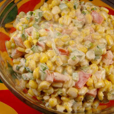 Southwest Corn and Cumin Salad