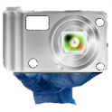 TouchScreen Camera icon
