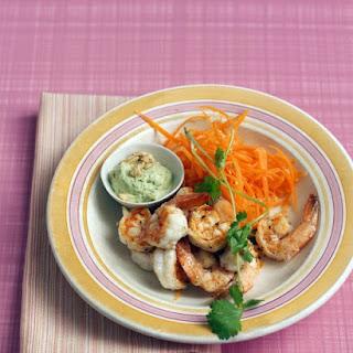 Pan Fried Shrimp Without Flour Recipes