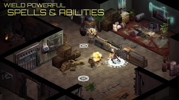 Screenshot of Shadowrun Returns
