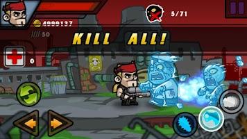 Screenshot of Zombie Terminator Beta
