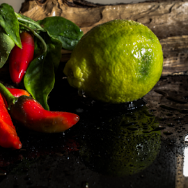 Hot Pepper by Riad Zbeida - Food & Drink Cooking & Baking