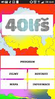 Screenshot of LFŠ - Letní filmová škola