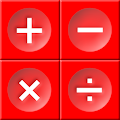 Download The Blazing Red Calculator APK