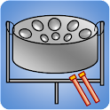 Steelpan with me icon
