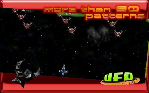 【免費街機App】UFO Mania-APP點子