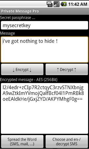 Private Message Pro