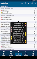 Screenshot of Bundesliga Soccer