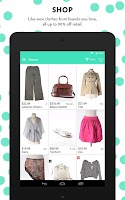 Screenshot of thredUP - Shop + Sell Clothing