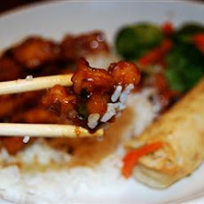 Joe's General Tso's Chicken