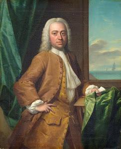 RIJKS: Philip van Dijk: painting 1734