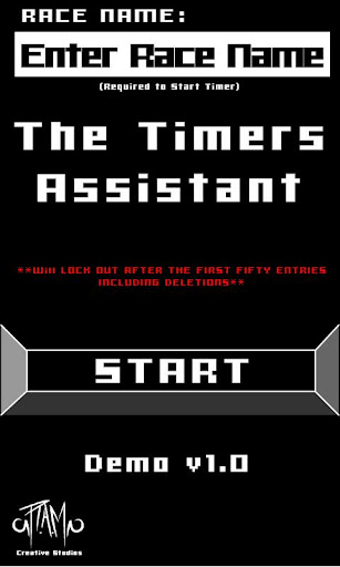 The Timers Assistant Demo