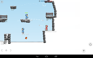 Screenshot of Nanuk - Jump and Run