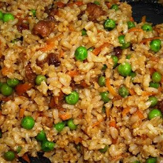 Juan-Carlos Cruz's Pork Fried Rice