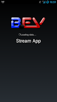 Screenshot of BEV Stream App ( Twitch )