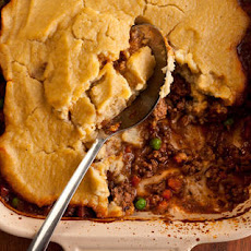 Kohlrabi-Topped Shepherd's Pie Recipe