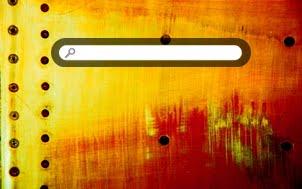 Orange Rusted Metal Texture