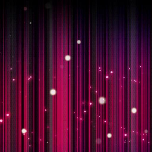 Particles Live Wallpaper 個人化 App LOGO-硬是要APP