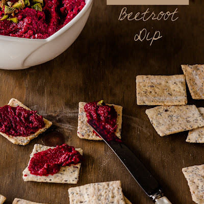Egyptian Beetroot Dip