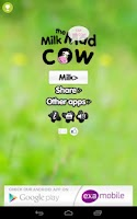 Screenshot of Milk the Mad Cow