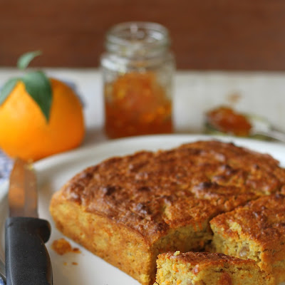 Diabetic-friendly Carrot Cake
