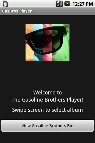 The Gasoline Brothers Player