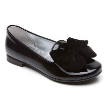 Step2wo Sinita - Velvet Bow Slip On SHOES