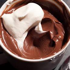 Deep, Dark Chocolate Pudding