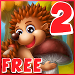 Hedgehog's Adventures 2 Free 1.1 Apk