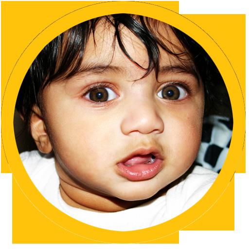 Latin Baby Names LOGO-APP點子