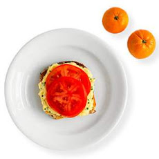 Open-Face Egg Sandwich