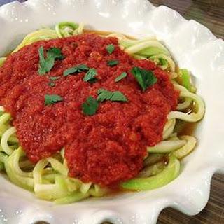 Linguine With Zucchini Recipes