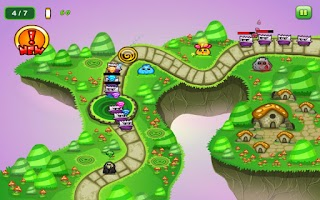 Screenshot of Soldier of Mushroom