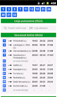 Screenshot of Nysset - Tampereen bussit