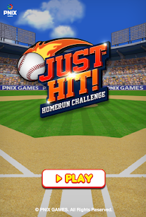 Just Hit!: Homerun Challenge - screenshot