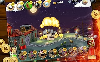Screenshot of Wars Online