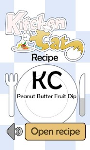 KC Peanut Butter Fruit Dip - screenshot