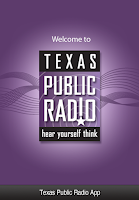 Screenshot of TPR Public Radio App