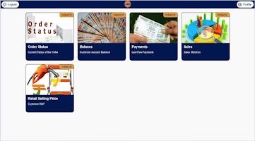 Screenshot of Xsparsh - IndianOil