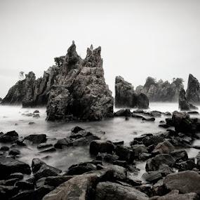 kiluan coast by Rendy Yuninta - Landscapes Beaches ( teluk kiluan, indonesia, landscape, lampung, photography,  )