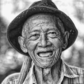 by Kuswarjono Kamal - People Portraits of Men (  )